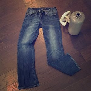 Gently Used Lucky Sweet Boot Jeans 👖💙
